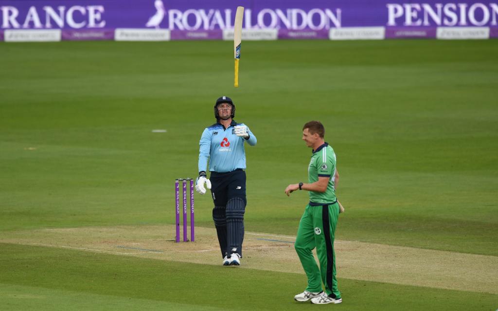 Ireland bowler- Craig Young