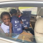 Image for the Tweet beginning: Our first @NBFCorp backpack drive