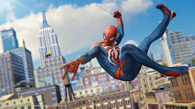Spider-Man será um herói exclusivo das versões PlayStation de #MarvelsAvengers. https://buff.ly/33qwRq0pic.twitter.com/w64wMCQv9X