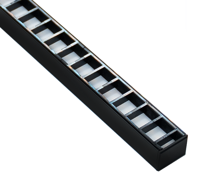 VERS Louver is the newest member of the VERS family of VERSatile Linear lighting fixtures. The black flush louver is designed to eliminate glare, rendering more precise light distribution.  https://www.q-tran.com/product/vers-louver-07/…   #QTran #EnlightenedThinking #VERS #Louver #LinearFixturespic.twitter.com/1AizoCO4iN