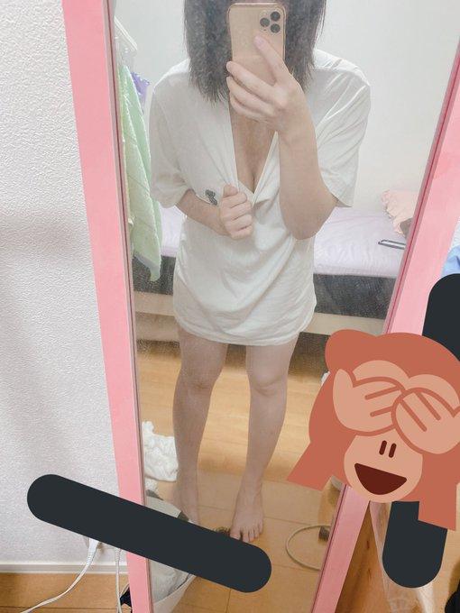 裏垢女子らむねのTwitter自撮りエロ画像67