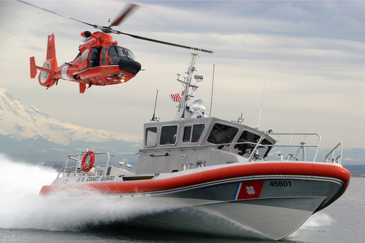 Happy 230th Birthday to the U.S. Coast Guard! Semper Paratus! https://t.co/6L1KYtdX67