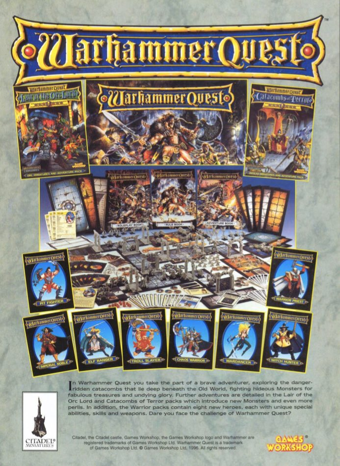 When they bring back the old world, they need to bring this back with it! 😍 #oldhammer #middlehammer #warhammer #WarhammerCommunity #Warmongers https://t.co/l433YsOqDO
