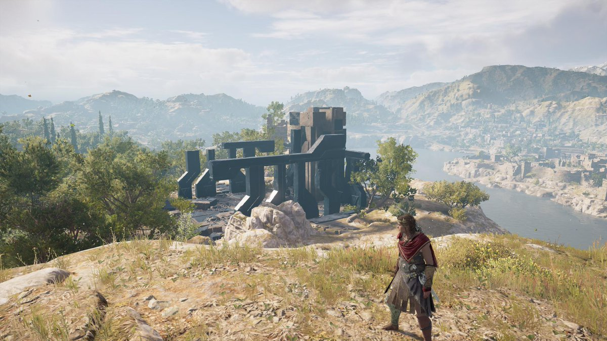 Woah that looks cool #AssassinsCreedOdyssey #PS4sharepic.twitter.com/JTbDJtVm5S