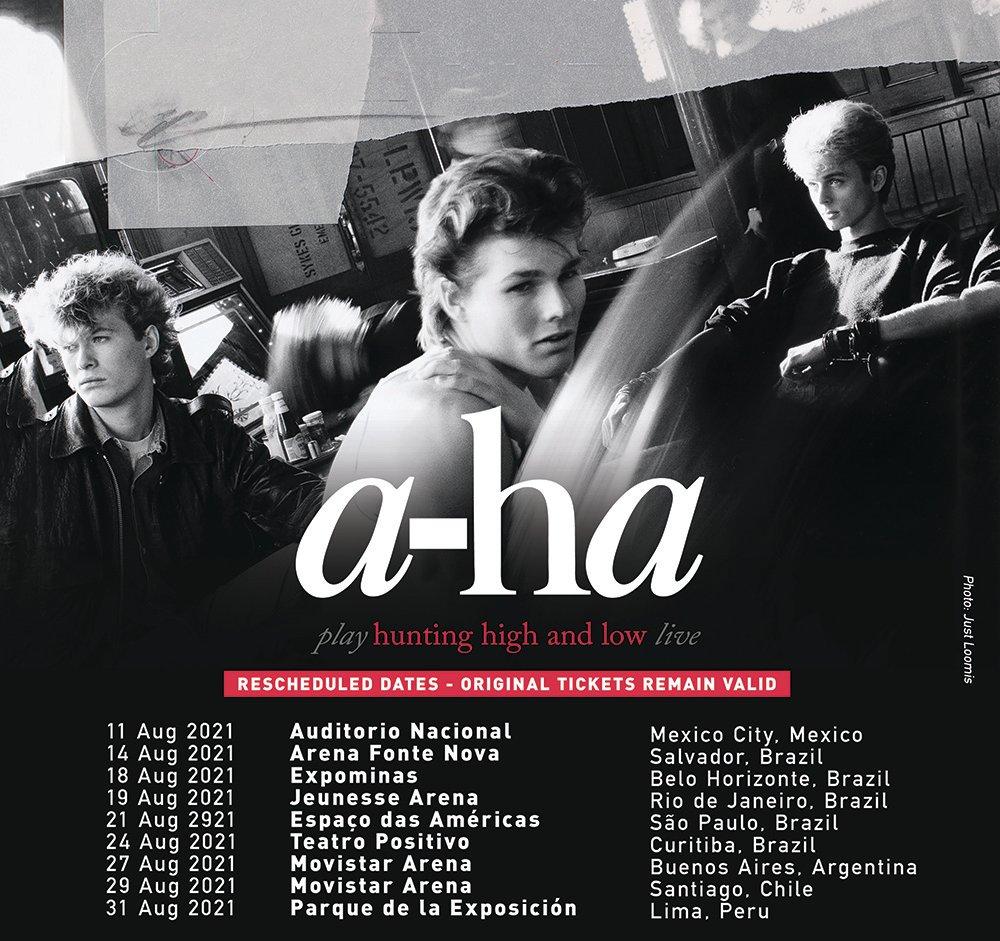 a-ha France - twitter
