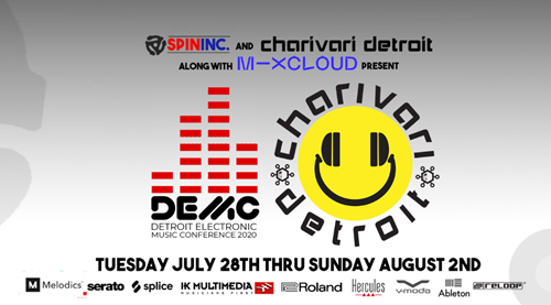 The Charivari Detroit Music Conference takes place solely online this year with a big line up of DJs  including legends Eddie Fowlkes and Terrence Parker | Read the full blog here http://ow.ly/BYTH50AOaj8  | @terrenceparker #CharivariDetroitMusicConference #EddieFowlkes #UKMusic pic.twitter.com/j85YmXbMZe