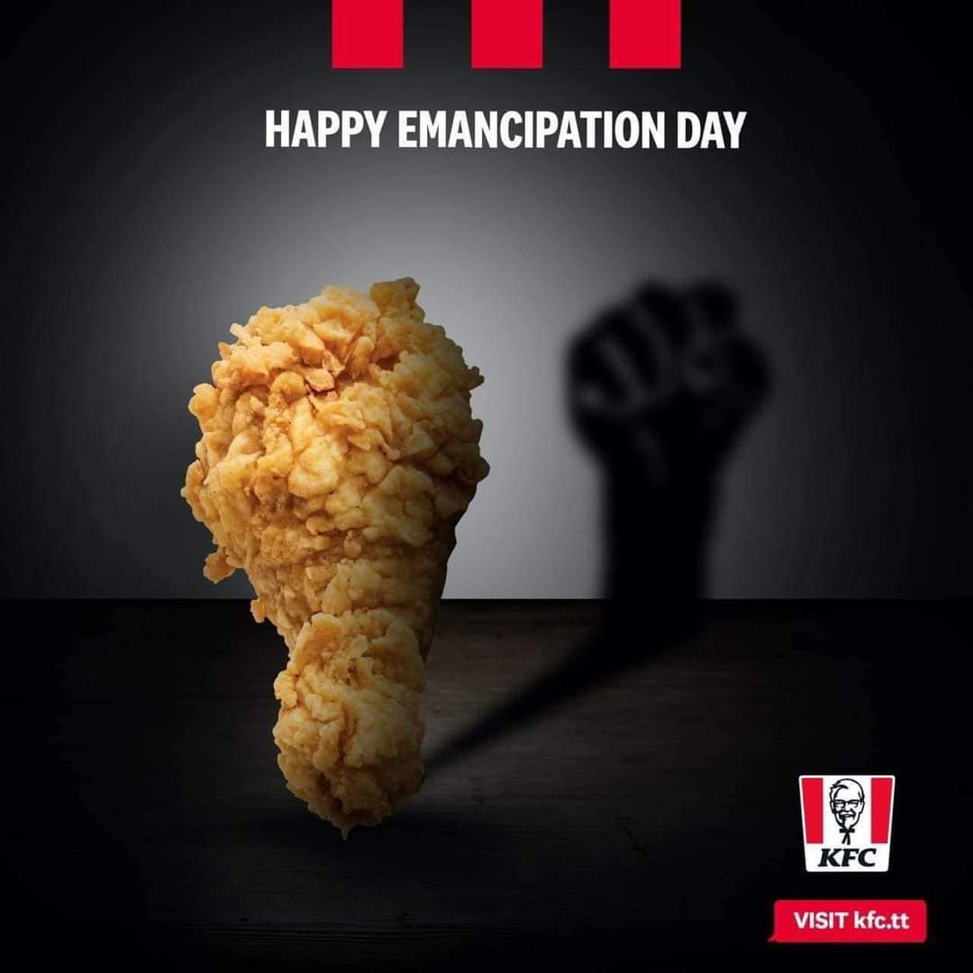Black Lives Matter smh....Epic Fail of the day.... Great job @kfc #blackpowerMatters not #BadFriedChickenMatters https://t.co/frMdTQFypn