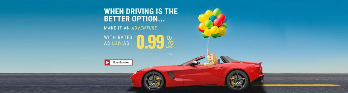 #PSFCUPromotion When driving is the better option... Make it adventure with auto loan rates as low as 0.99% APR. More: en.psfcu.com/current-promot…