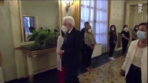 Il Presidente Mattarella incontra i familiari delle vittime del Ponte Morandi. - https://t.co/NzSVCYhFGm #blogsicilianotizie
