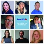 Image for the Tweet beginning: Welcome to the LendUS Family!!