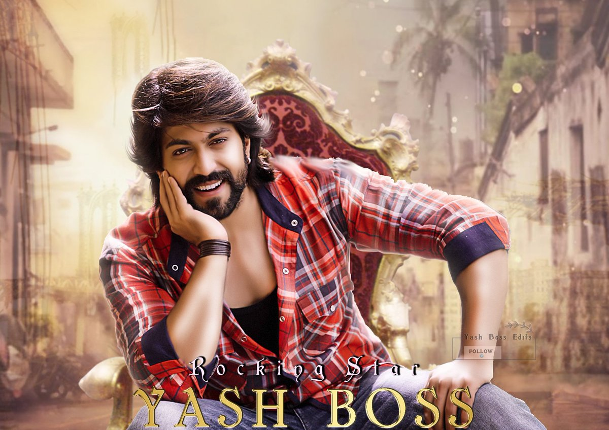 Ruler Of Sandalwood  Constant & Consistent One @TheNameIsYash Boss #YashBoss #KGFChapter2pic.twitter.com/Tw7S788kT5