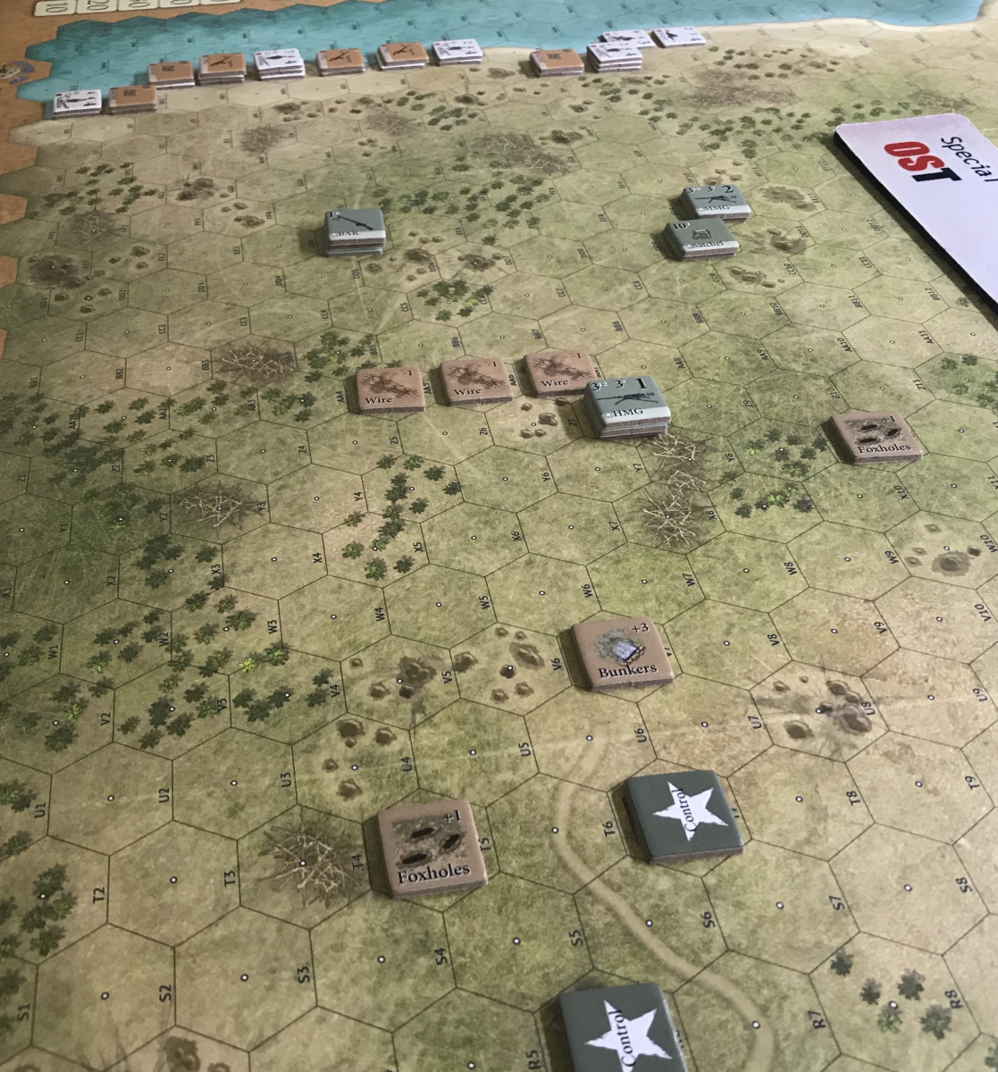The Player's Aid digs into Hell Bent, the expansion for Old School Tactical 3, the Pacific. See their thoughts as they play through a couple of the scenarios #wargame #actionpoints #tabletop @consimworld @HeavyCardboard @BoardGameGeek   https://tinyurl.com/yxeqvtqzpic.twitter.com/lAaoZqYoGm