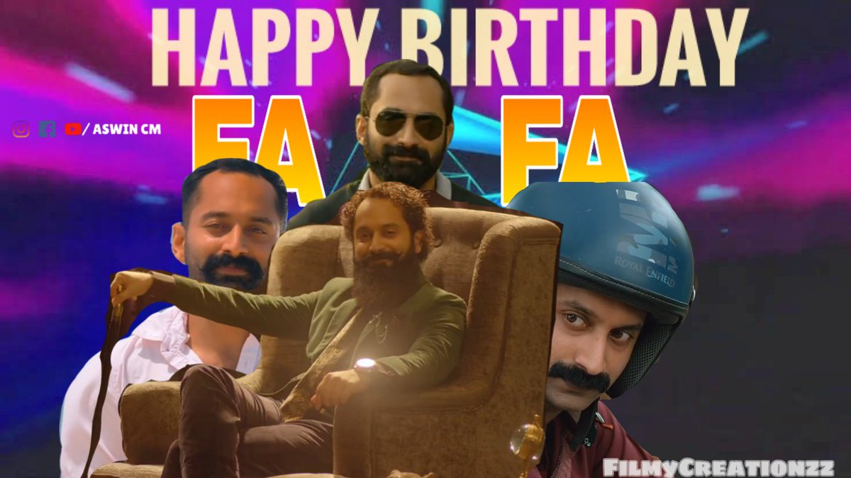 https://youtu.be/UXh5r3Tlol8   FaFa Birthday Mashup  Watch,Like,Subscribe&pls share.  Nothing else,Nothing more  Need support  #FahadhFaasil #movies #entertainment #actors #actress #Mohanlal #Mammootty #Vijay #Suriya #Trending #KGFChapter2 #malayalam  #happybirthdayfahadfaasilpic.twitter.com/yFK6daD0zX