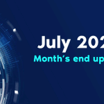 Image for the Tweet beginning: $Veil monthly update for July
