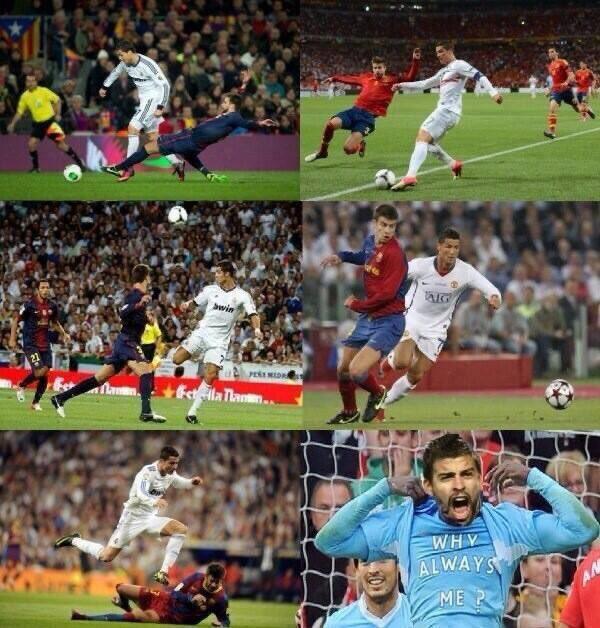 @3gerardpique @IkerCasillas What wonderful memories
