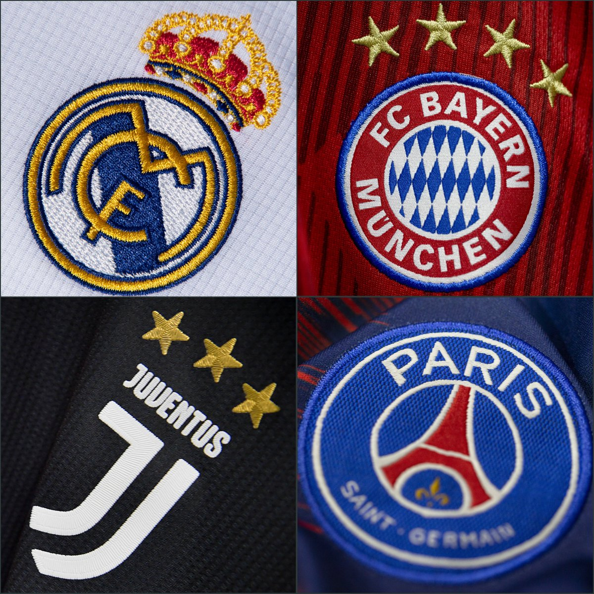 🇪🇸🇩🇪🇮🇹🇫🇷 Four domestic champions...  🏆 Most likely to triumph in Europe too?  #UCL https://t.co/DX1KwDodOZ