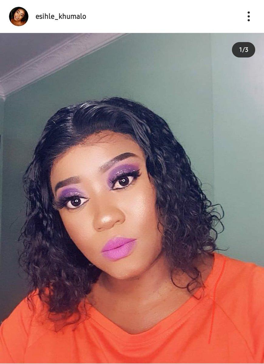 With a good make up brush anyone can be an artist #glittereyeshadow #glittereyes #purpleeyeshadow #howto #howtoslayvideo #makeuplookbook #makeupideas #makeupforblackskin #sowetomua #lockdowndiaries #makeuptransformation  https://www.instagram.com/p/CArrvOSDsAG/?igshid=1gdcsv3hxobad…pic.twitter.com/IRJrxQaF6N