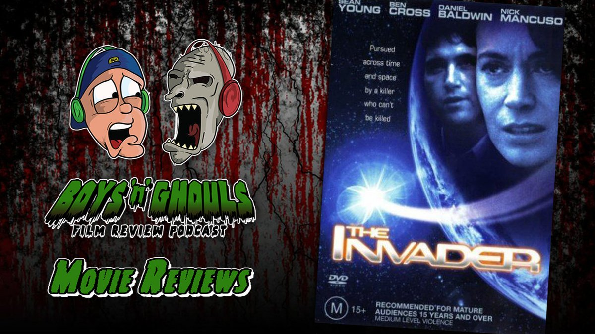 Boys 'n' Ghouls Film Review Podcast review The Invader 1997 tonight. https://youtu.be/d8ZBQL9EDZ4  via @YouTube    #Alien #SciFiMovie #BoysnGhoulsFilmReviewPodcast #BoysnGhoulsFilmReview #BoysnGhouls #Ghouls #Boys #ScienceFiction #TheInvader1997 #TheInvader #Podcast #Podcasterspic.twitter.com/KvuDus18LH