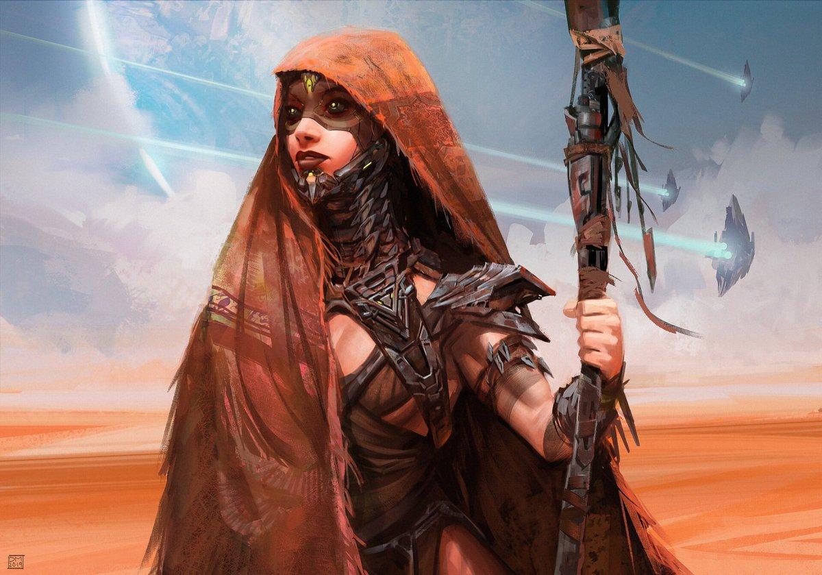 Daryl Mandryk #sciencefiction #fantasyart #Futurism #cyborg #steampunk