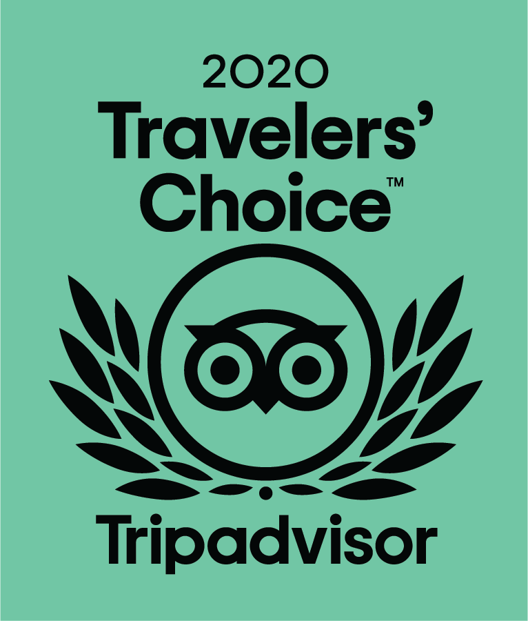 Our hotel is a 2020 Travelers' Choice Winner! Tripadvisor gives a Travelers' Choice award to accommodations, attractions and restaurants that consistently earn great reviews from travelers and are ranked within the top 10% of properties on Tripadvisor. pic.twitter.com/SYMXoB6uhZ