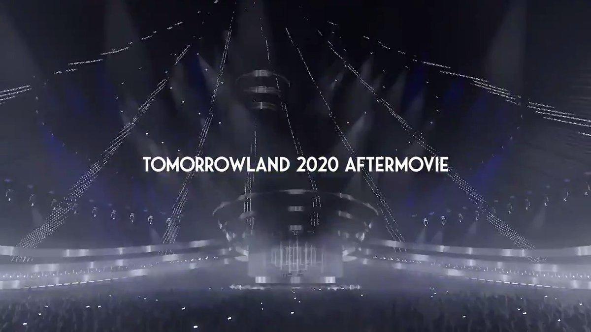 #VibezNews 🚨  Sensacional! A versão virtual do Tomorrowland ganhará também um aftermovie que vai ao ar dia 6 de agosto!