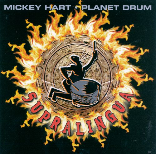 22 years ago today Supralingua was released! This was Mickeys 3rd studio album with Planet Drum. Have a listen to the full album on Spotify: bit.ly/Supralingua