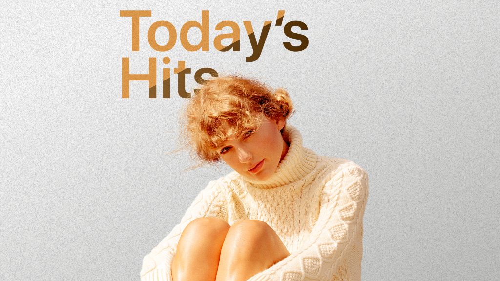 What's your favorite lyric on @taylorswift13's #cardigan? Keep listening on #TodaysHits: apple.co/TodaysHits
