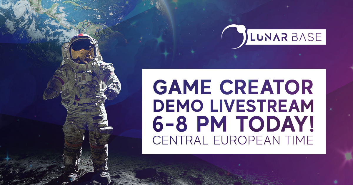 What a ride today!  Strong 100+ backers and the day is still young! Huge thank you to all of you!  Join us for live gameplay and chat in half an hour.  https://www.facebook.com/lunarbasegame/live/…  #lunarbasegame #bgg #boardgames #boardgame #boardgamegeek #gamedev #indiegamepic.twitter.com/LxQ1KdcJBE