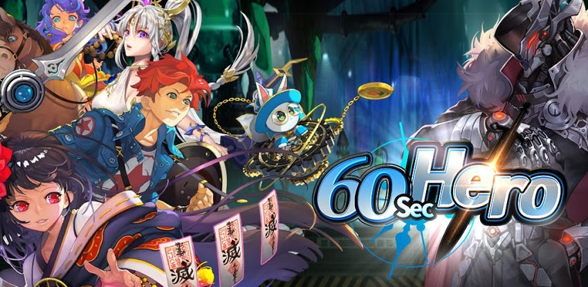 Update lastest version for game 60 Seconds Hero: Idle RPG v1.69.0 [MOD] Cracked is Here  https://blackmod.net/threads/21687/    #BlackMod | #Role_Playing | #AndromedaGames | #gamehack | #topgame | #gamenew | #gamemodpic.twitter.com/1tSSfp1nOW