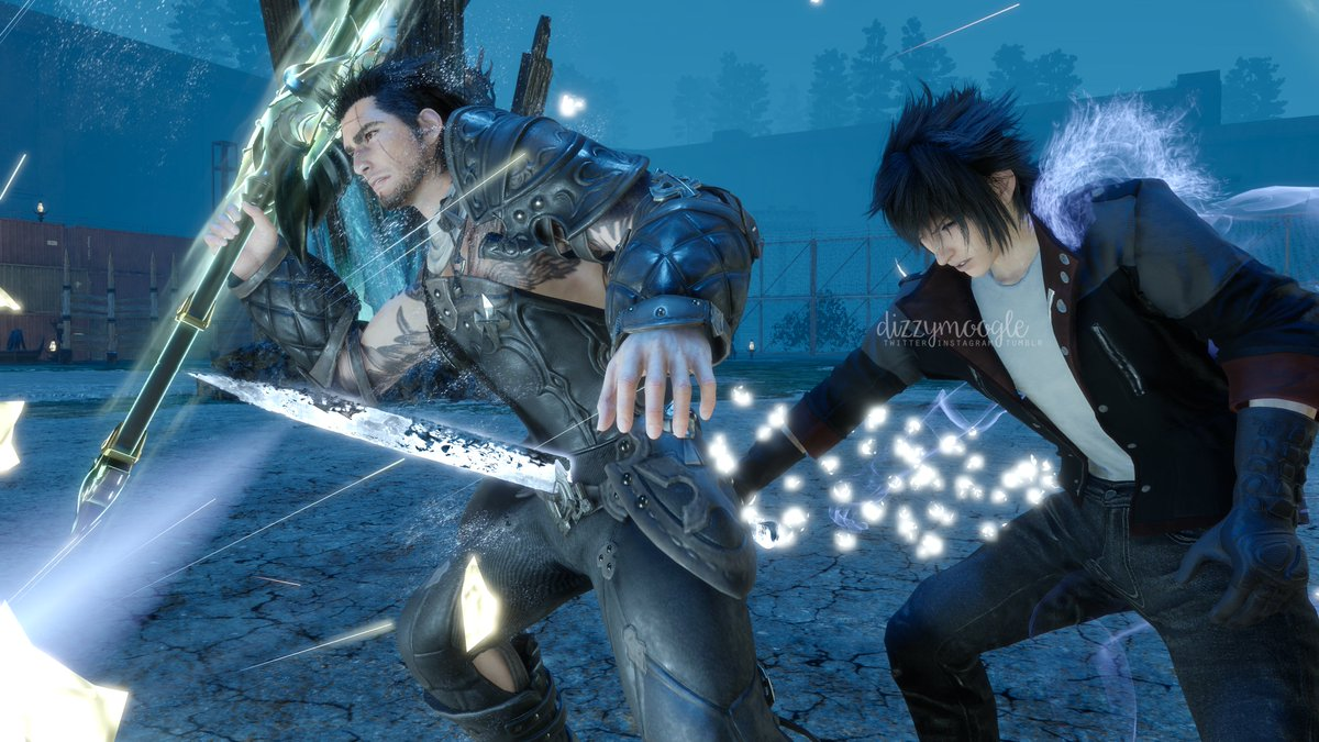 I feel bad for not having too many pics of the bros to share lately so take an old pic of Noctis stabbing Gladio in the crotch lol #NoctisLucisCaelum #Noctis #ノクティス #GladiolusAmicitia #Gladio #グラディオ #FinalFantasyXV #FFXVpic.twitter.com/e4F7kGUFdf