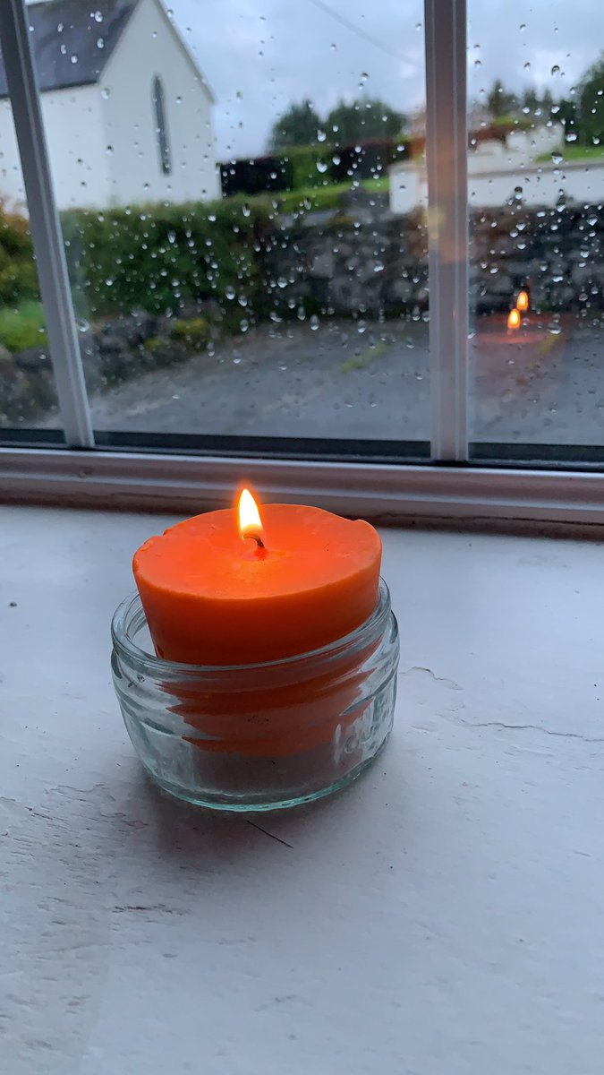 Rest in Peace, John Hume #CandleForPeace