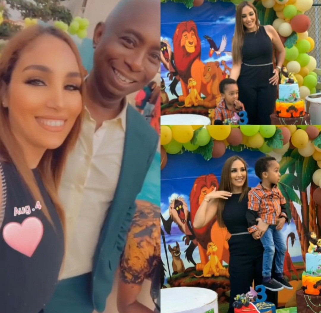 Billionaire businessman Ned Nwoko and his Moroccan wife celebrate their son on his third birthday (photos/video) https://t.co/XFy7jnZei9 #trending https://t.co/qPkqi8OBqy