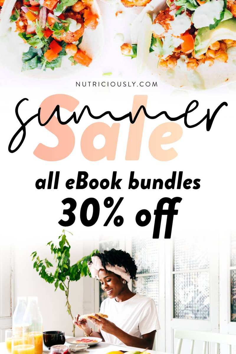 Summer Sale Online - Healthy and Nutrition   Only 5 days left for this beautiful e-book package #SummerSale !  https://myvegansausages.com/summer-sale-online-healthy-and-nutrition/…   #BloggersHutRT #blogging #vegan #veganfood #veganbloggers #vegans #healthy #HealthyEating #HealthyLivingpic.twitter.com/UrtTUHyi9F