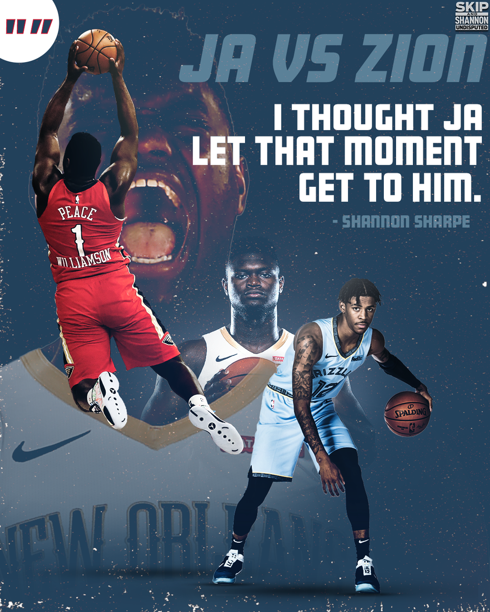 Better long-term prospect? Zion or Ja?
