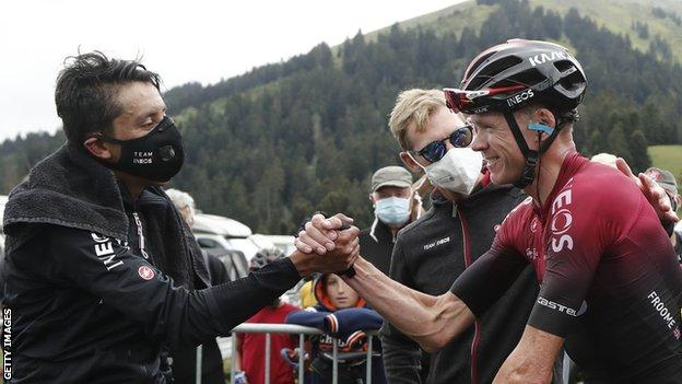 Bernal wins Route d'Occitanie as Froome reacts to booing fans https://t.co/K9f55oMzbo https://t.co/W1ThfUpzUN