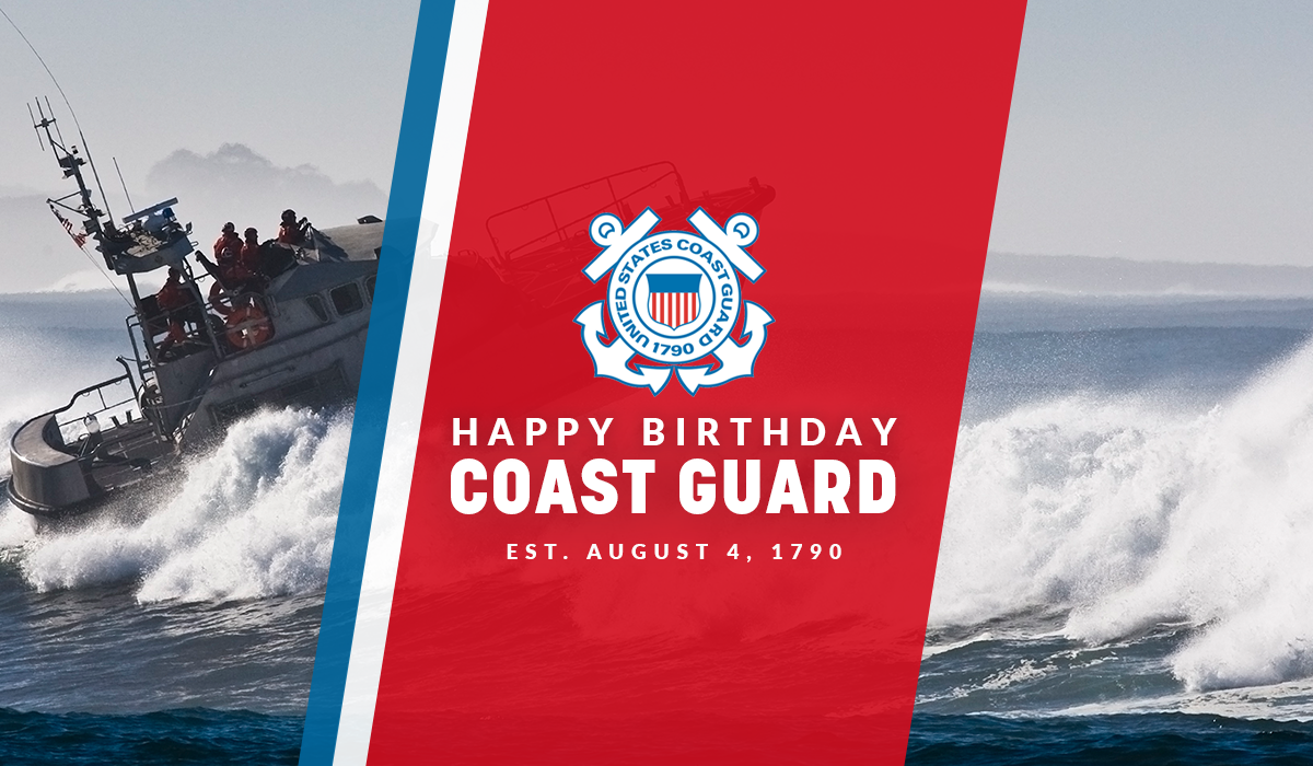 Happy Birthday @USCoastGuard! 230 looks good on you.    On behalf of the people in #WA04, thank you for your service! https://t.co/uM5fPMfbPZ