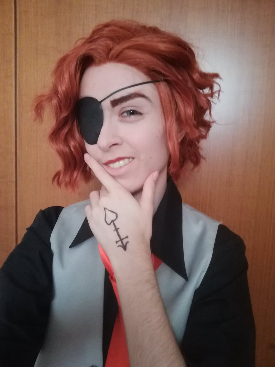 Ladies and getleman the doctor is here~ Character: #juliandevorak Game: @thearcanagame #thearcanagame #thearcana #juliancosplay #juliandevorakcosplay #ilya #ilyushka #ilyushkadevorak #cosplay #Lucio #thearcanacosplay #thehangedman #rowdy #doctor #doctordevorak #plaguedoctorpic.twitter.com/zn8Nhz5yCx