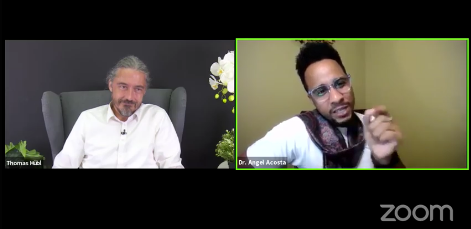Join LIVE now! Dr. Angel Acosta and Thomas Hübl in conversation about collective trauma. #collectivetrauma #angelacosta #hübl https://www.youtube.com/user/GarrisonInstitute/live…pic.twitter.com/cPKQ7haWKO