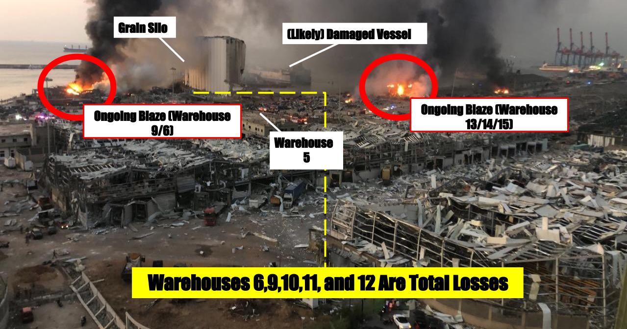 beirut port bombing
