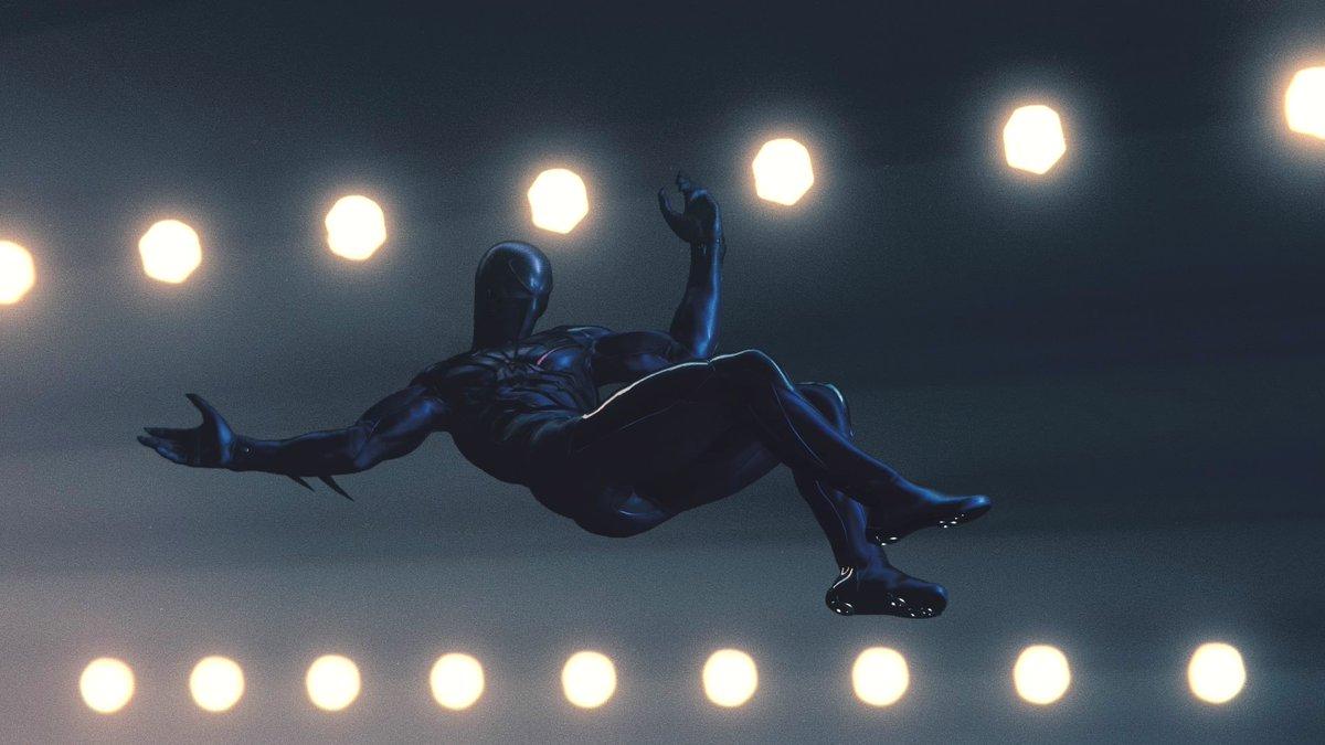 #SpiderMan  @insomniacgames   #SpiderManPS4 #Marvel #VGPUnite #GamerGram #TheCapturedCollective #ThePhotoMode #VirtualPhotography #PS4sharepic.twitter.com/5gBmMYXSNF