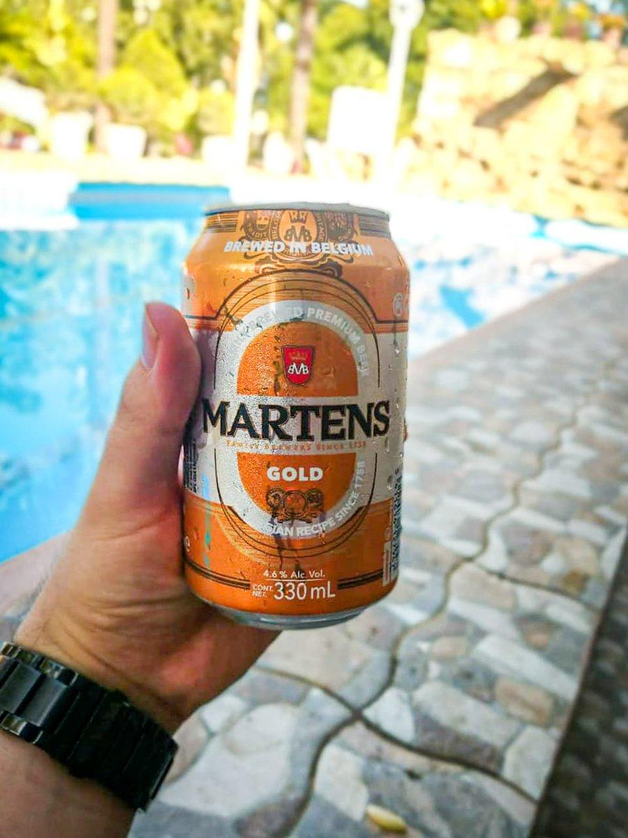 Cerveza Martens, ya la habían probado o igual que yo, la conocieron en la cuarentena?.. ¿Que opinan.. pasa?  🍺 Martens 🏷 'Lager' 🥴 4.6% Alc. Vol. 💧 330ml 📍 Belgica. 💸 69 mxn. six. ©LordCerveza . . #beer #cerveza #mertens #belgica #pool #lordcerveza #lager https://t.co/I7ilM88v46