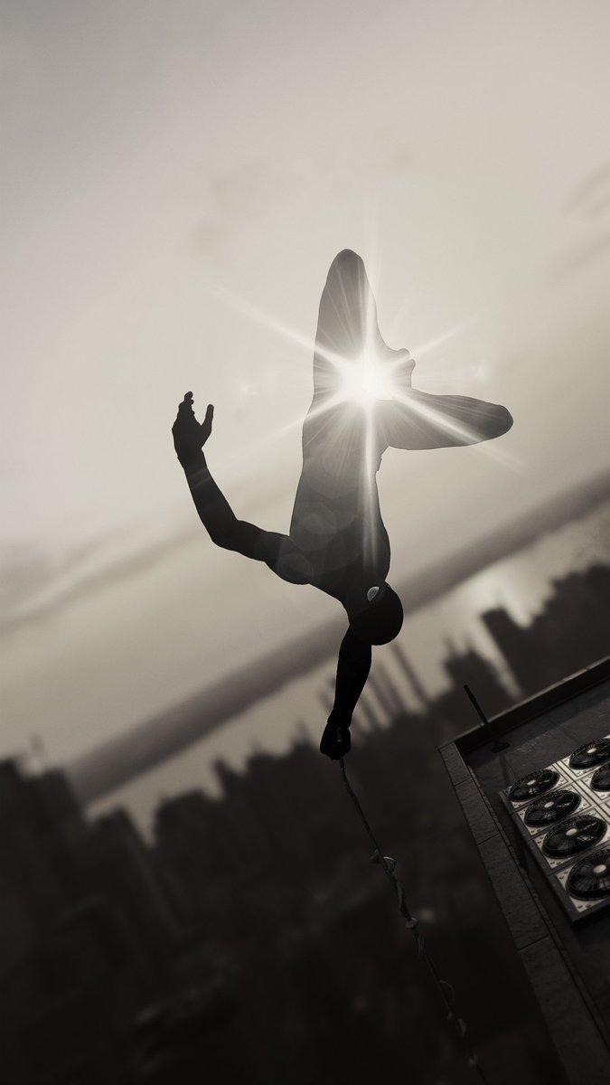 #SpiderManPS4 #SpiderManpic.twitter.com/LnKNP1yr4i