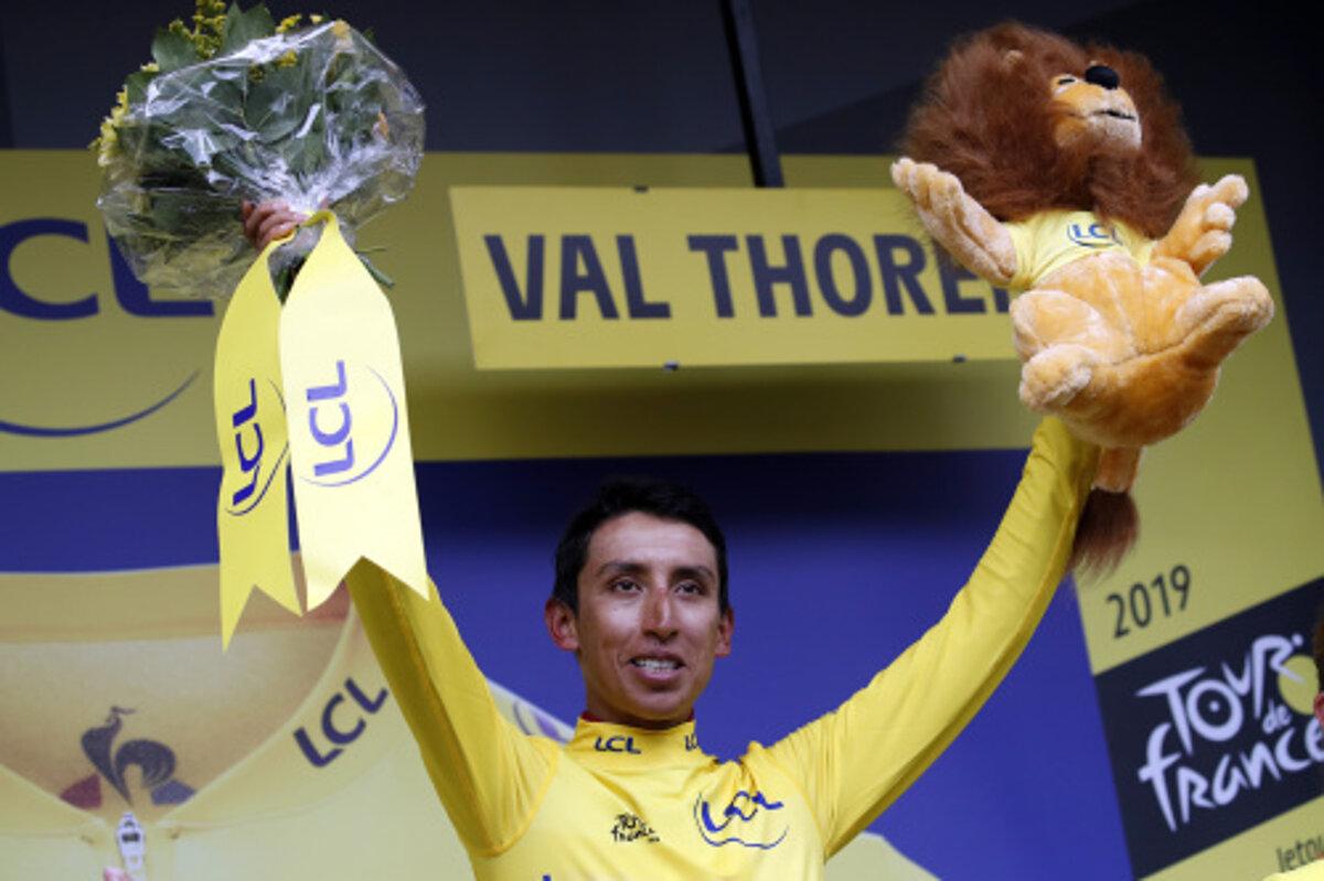 V poslednej etape nestál na pódiu. Bernal sa stal celkovým víťazom pretekov vo Francúzsku https://t.co/Rtl7ztP1zF https://t.co/SvAYoNFIg9