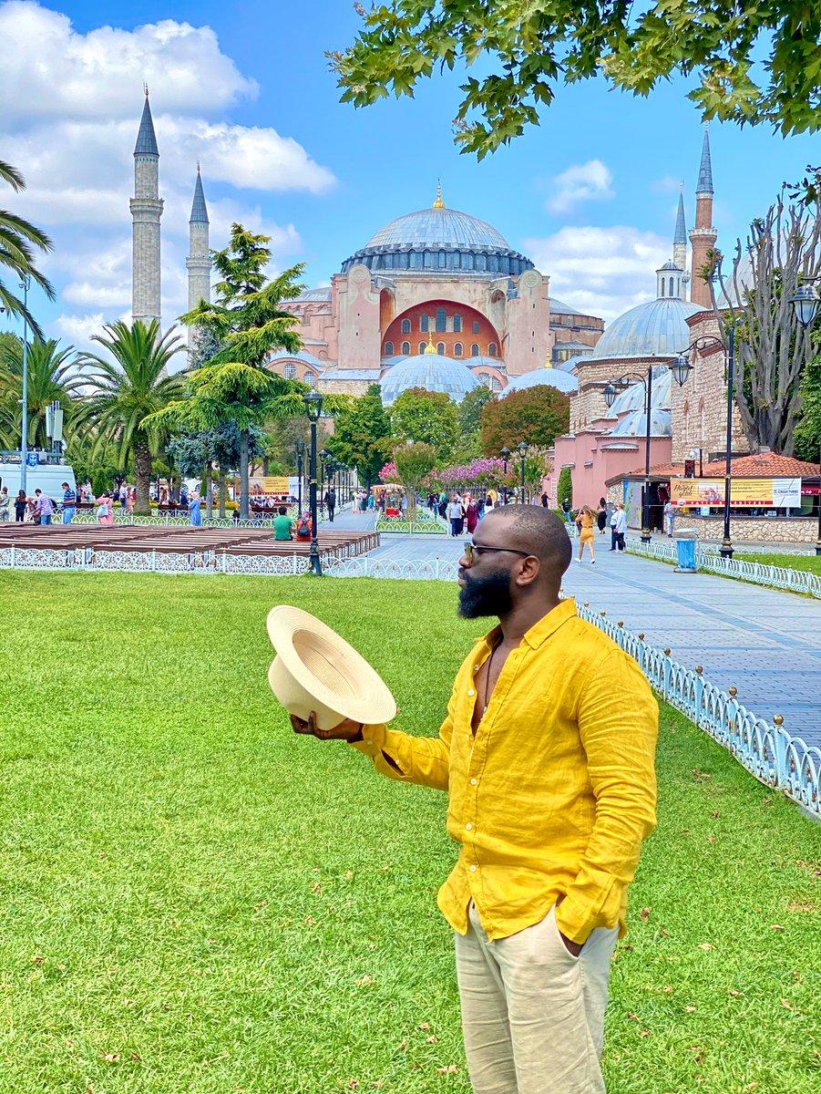 📍 Istanbul Premier trip à l'étranger en 2020 😭 #cheikhmyworld