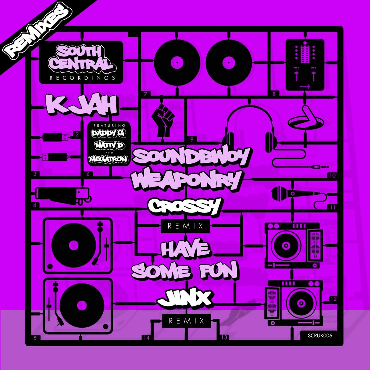 K Jah – Soundbwoy Weaponry/Have #Some Fun #Remixes – #South #Central #Recordings  #2020K #August #boss #brings #central #Crossy #DaddyG #Featured #Fresh #jinx #KJah #Megatron #NattyD #NewReleases #recordings #Remixes #some #South #SouthCentralRecordings #Trending  ... https://t.co/9HeFEhu2N5
