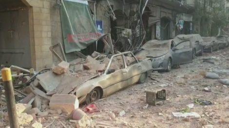 Esplosione a Beirut, sale il bilancio delle vittime e dei feriti (VIDEO) - https://t.co/fpDwMkvnub #blogsicilia #beirut #libano #lebanon