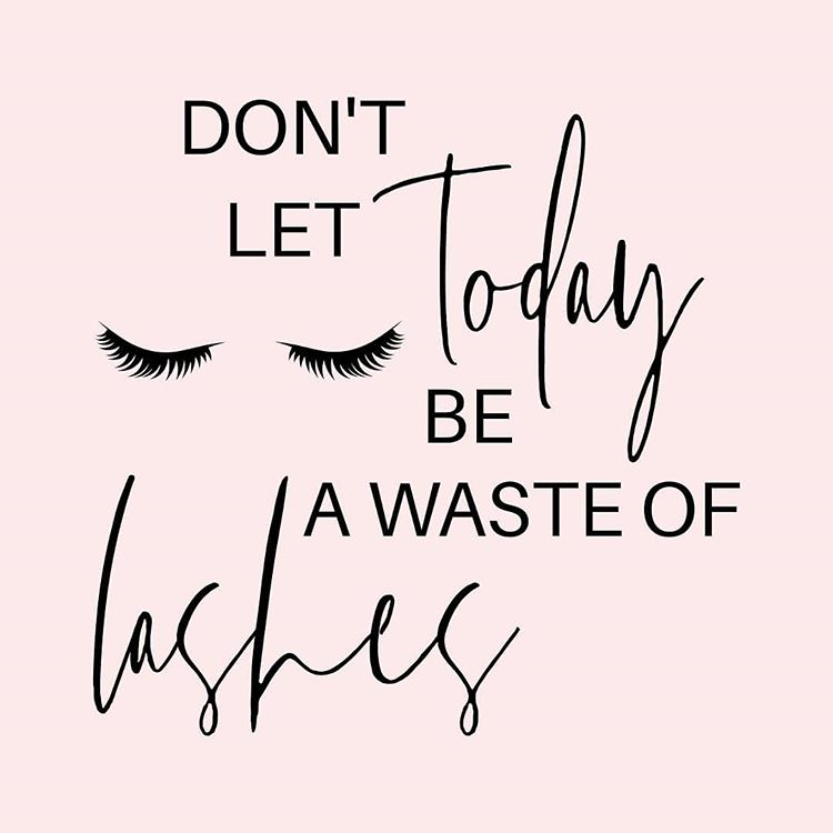 Put on that dress with pockets and shine boo! #TuesdayMood #Lashes #Shinepic.twitter.com/HRmLdCJYma