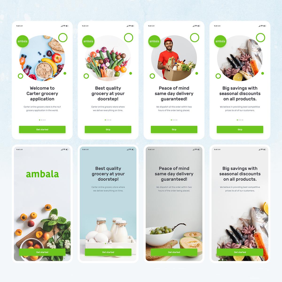 Our On going Grocery Shop Mobile App UI/UX design concept.  Stay in touch: http://www.appbuff.net  #uiux #startup #business #iosdeveloper #mobileappdevelopment #appdeveloper #appdevelopment #appdesign #appdesigner #flutter #uxdesign #uxdesigner #javascript #designerpic.twitter.com/3KZHAziJxg