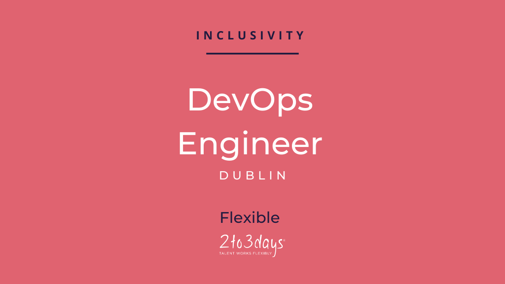 Calling all our followers in #Dublin! We're thrilled to share this fantastic #Returnship opportunity via our partners @Inclusivityjobs. If you're a technology professional on a #CareerBreak APPLY NOW - or please share! http://ow.ly/u0fs50AP40I  #WomenInTech #DublinJobs #DublinMumspic.twitter.com/Umib2CWdIJ