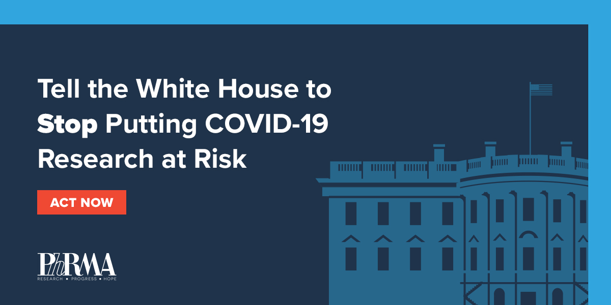 Our nation's top priority should be to beat #COVID19, yet the president has signed an executive order that threatens critical R&D efforts. Learn more about how policies like this are putting current and future research at risk. https://t.co/VgOeJ8E06z https://t.co/MMAvLo1DNs